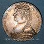 Coins Marie Lesczinska. Jeton argent 1743