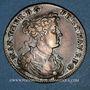 Coins Marie-Thérèse d'Autriche. Jeton cuivre 1677