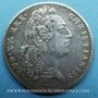 Coins Marine. Louis XV. Jeton argent 1757
