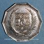 Coins Montpellier. Caisse d'Epargne. Jeton argent n.d.