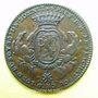 Coins Municipalité de Lyon. J. B. Flachat, seigneur de St Bonnet. Jeton cuivre 1761
