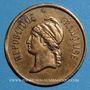 Coins Nîmes (30). Kina Perrier. Apéritif. Type avec petite tête de Marianne