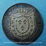 Coins Notaires. Amiens. Jeton argent. 1816