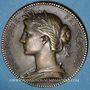 Coins Notaires. Paris. Jeton bronze