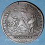 Coins Ordinaire des Guerres. Louis XIV (1643-1715). Jeton cuivre n. d.