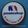 Coins Pantashop. Publicité sur pièce de 10 francs