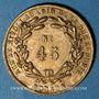 Coins Paris (75). A la Redingote Grise. Manufacture d'habillements pour Hommes. Jeton publicitaire