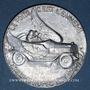 Coins Paris (75). Aluminum Coulmétal. Jeton publicitaire aluminium. 35 mm.