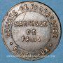 Coins Paris (75). Société de propagande Forticaux. Jeton publicitaire