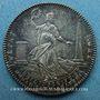 Coins Paris. Académie des Inscriptions et Belles Lettres. Louis XVI. Jeton argent