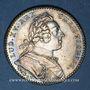 Coins Paris. Assemblée du Clergé de France. Louis XV. Jeton argent 1745