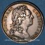 Coins Paris. Assemblée du Clergé de France. Louis XV. Jeton argent 1765