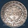 Coins Paris. Brodeurs-chasubliers. Jeton argent 1704
