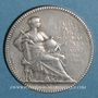 Coins Paris. Caisse d'Epargne et de Prévoyance. Jeton argent 1894