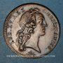 Coins Paris. Chambre aux Deniers. Jeton cuivre 1744