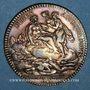 Coins Paris. Chambre aux Deniers. Jeton cuivre 1746