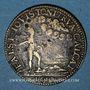 Coins Paris. Chambre aux Deniers. Jeton laiton 1617