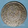 Coins Paris. Chambre des Monnaies. Jeton cuivre jaune 1576