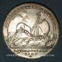 Coins Paris. Charles Boucher d'Orsay, prévôt des marchands. Jeton argent 1701