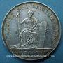 Coins Paris, Faculté de droit, 1815, jeton argent 32,8 mm gravé par Gayrard