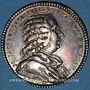 Coins Paris. Faculté de Médecine. Belleteste J. J. (1762-1763-1764). Jeton argent