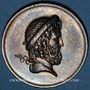 Coins Paris, Hospices civils, jeton argent. Poinçon : main indicatrice