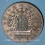 Coins Paris. Le Corps des marchands réunis. Jeton cuivre