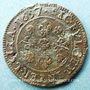 Coins Paris. Noblesse de l'Ile de France. J. Ferron. Jeton cuivre 1657
