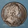 Coins Paris. Parties Casuelles et Revenus Casuels. Jeton cuivre 1736