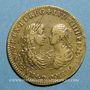 Coins Paris. Série Municipale. Louis XIV (14643-1715). Entrée du légat. Jeton laiton