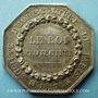 Coins Paris, Société d'horticulture, jeton argent, 1827, poinçon : main indicatrice