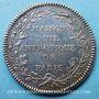 Coins Paris. Société Philanthropique. Jeton argent 1781
