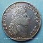 Coins Parties Casuelles et Revenus Casuels. Louis XIV. Jeton argent 1700