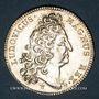 Coins Parties Casuelles et Revenus Casuels. Louis XIV. Jeton argent 1714