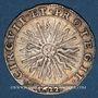 Coins Parties Casuelles. Louis XIII. Jeton argent 1622