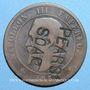 Coins PEARS' SOAP contremarqué sur 10 cmes 1856B