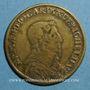 Coins Poitou. Cardinal de Richelieu. Jeton cuivre jaune n. d.