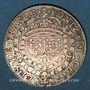 Coins Ponts et Chaussées. Jeton argent 1619