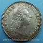 Coins Procureurs de la Cour. Louis XV. Jeton argent n. d.