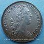 Coins Trésor royal. Louis XIV. Jeton argent 1749