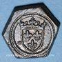 Coins Charles VI (1380-1422) et Charles VII (1422-1461). Poids monétaire de l'écu à la couronne