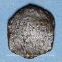 Coins Charles VII (1422-1461) et Louis XI (1461-1483). Poids monétaire du demi-écu à la couronne neuf