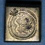 Coins Espagne. Poids monétaire de 4 réaux de Ferdinand et Isabelle (1474-1504)