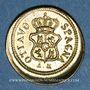 Coins Espagne. Poids monétaire de l'escudo (1537 à 1821). Fabrication italienne