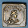 Coins Grande Bretagne. Poids monétaire de la guinée de Georges II et Georges III. (1755-1805)