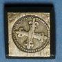 Coins Henri III (1574-1589). Poids monétaire du quart d'écu