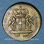 Coins Italie. Gênes. Poids monétaire de la pièce de 48 lires (1792-1793)