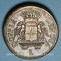 Coins Italie. Gênes. Poids monétaire de la pièce de 96 lires (quadruple de Gênes, 1792-1793)