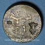 Coins Italie. Milan. Poids monétaire du 1/4 de ducaton de Philippe II d'Espagne