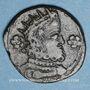 Coins Italie. Milan. Poids monétaire du 1/4 de ducaton de Philippe IV d'Espagne (1621-1665)